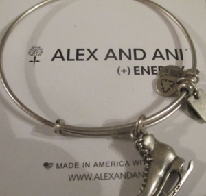 Alex and Ani  Ice Skate